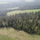 Over the Forest in the Mountains. Aerial View of Ukrainian Carpathians - VideoHive Item for Sale