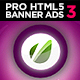 Professional HTML5 Banner Ads 3 |  Animate CC - CodeCanyon Item for Sale