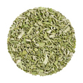 Dried sage, herb circle from above, over white - PhotoDune Item for Sale