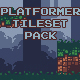 Platformer Tileset Pack - GraphicRiver Item for Sale