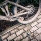 Mountain biking, dirty and broken bicycle closeup - PhotoDune Item for Sale