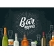 Template for Bar Menu Alcohol Drink - GraphicRiver Item for Sale