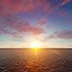 Sunrise Over Calm Ocean - VideoHive Item for Sale
