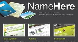 Interactive PDF Portfolio's