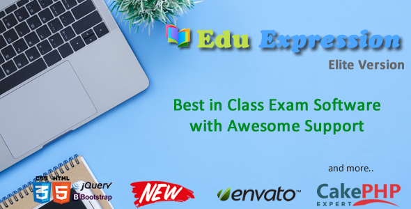 EduEx Online Exam Software Elite - CodeCanyon Item for Sale