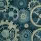 2 Grange Cogwheels Backgrounds - VideoHive Item for Sale