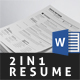 Resume Bundle - 2in1