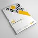 HR - Employee Handbook Guideline Portrait Template