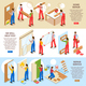 Home Repair Banners - GraphicRiver Item for Sale