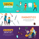 Dentistry Horizontal Banner - GraphicRiver Item for Sale