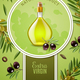 Extra Virgin Olive Oil Poster - GraphicRiver Item for Sale