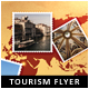Monarch Tourism Flyer - GraphicRiver Item for Sale