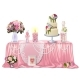 Decorated Table with Wedding Paraphernalia - GraphicRiver Item for Sale