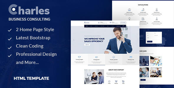Image of Charles- Business-Consulting HTML Template