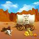 Wild West Illustration