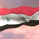 Flag of Syria at Sunset - VideoHive Item for Sale
