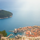 Dubrovnik Old Town seen from above - PhotoDune Item for Sale