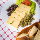 Summer salad with olives, tomatoes and cheese - PhotoDune Item for Sale