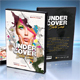 Undercover DVD Cover - GraphicRiver Item for Sale