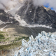 Argentiere Glacier in Chamonix Alps, France - PhotoDune Item for Sale