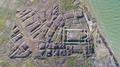 Argamum (Organe) fortress ruins, Romania - PhotoDune Item for Sale