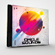 Circle Colorful Sounds CD/DVD Photoshop Template