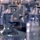 Bottles Go on a Conveyor - VideoHive Item for Sale