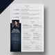 Word Cv/Resume Template - KELLY -