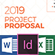 33 Pages Full Proposal Package A4 / US Letter