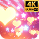 Hearts And Stars 4k - VideoHive Item for Sale