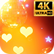 Disco Hearts Dance 4k - VideoHive Item for Sale