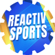 Reactiv Sports Stingers - VideoHive Item for Sale