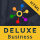 Deluxe Business HTML Template - ThemeForest Item for Sale