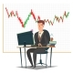 Stock Market Investment and Trading Concept - GraphicRiver Item for Sale