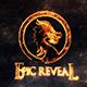 Epic Legendary Logo Reveals - VideoHive Item for Sale