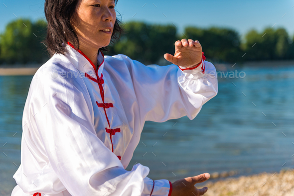 Tai Chi - Stock Photo - Images