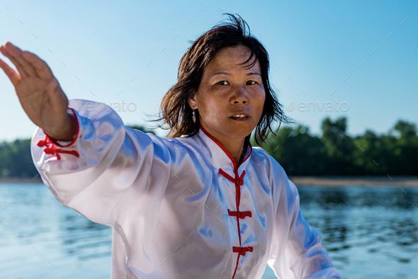 Tai Chi - Stock Photo - Images