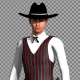 Western Cowboy Ready For Duel - VideoHive Item for Sale