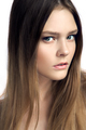Beauty portrait of model with natural make-up.  - PhotoDune Item for Sale