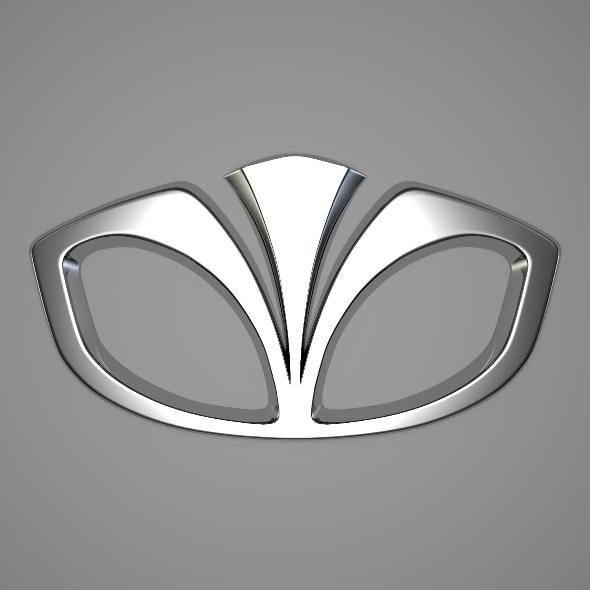 Daewoo Logo - 3DOcean Item for Sale