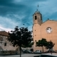 L'Armentera, Girona, Spain. , ,  Of The Church Of Our Lady Of Armentera In Sunny Summer Evening - VideoHive Item for Sale