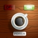 Coffee Power Concept Vector Realistic Illustration - GraphicRiver Item for Sale