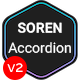 Soren - Special Accordion - CodeCanyon Item for Sale