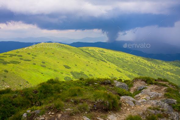 Mountains landscape - Stock Photo - Images