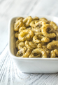 Pasta with pestoBowl of pasta with pesto sauce - PhotoDune Item for Sale