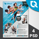 Fitness Gym Flyer - GraphicRiver Item for Sale
