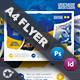 Ocean Diving Flyer Templates