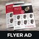 Product Sale Promotion Flyer Ad Design v5 - GraphicRiver Item for Sale
