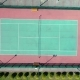 a Field for Tennis Aerial - VideoHive Item for Sale