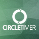 Free Download CircleTimer - jQuery Countdown Timer Nulled